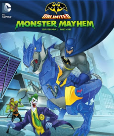 Ver Batman Unlimited: Monster mayhem (2015) (Latino) (DVD-Rip) [flash] online (descargar) gratis.