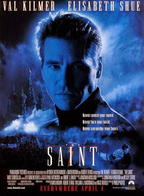 Ver El Santo (The Saint) (1997) (Latino) (DVD-Rip) [flash] online (descargar) gratis.