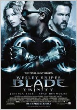 Ver Blade 3 (HDRip) [torrent] online (descargar) gratis.