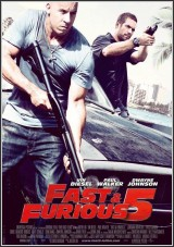Ver A todo gas 5 (HDRip) [torrent] online (descargar) gratis.