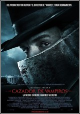 Ver Abraham Lincoln Cazador de vampiros (TS-Screener) [torrent] online (descargar) gratis.