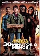 Ver 30 minutos o menos (BR-Screener) [torrent] online (descargar) gratis.