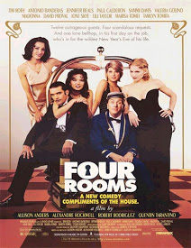 Ver Cuatro Habitaciones (Four Rooms) (1995) (Subtitulado) (DVD-Rip) [flash] online (descargar) gratis.