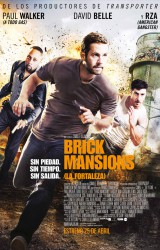 Ver Brick Mansions (La fortaleza) (HD) [flash] online (descargar) gratis.