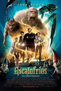 Ver Goosebumps / Pesadillas / Escalofríos (HD) [flash] online (descargar) gratis.