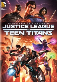 Ver Justice League vs. Teen Titans (HD) [flash] online (descargar) gratis.