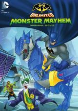 Ver Batman unlimited: Monstermania (HDRip) [torrent] online (descargar) gratis.
