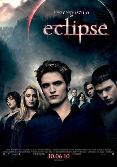 Ver La Saga crepúsculo: Eclipse (2010) (DVD) (Latino) [flash] online (descargar) gratis.