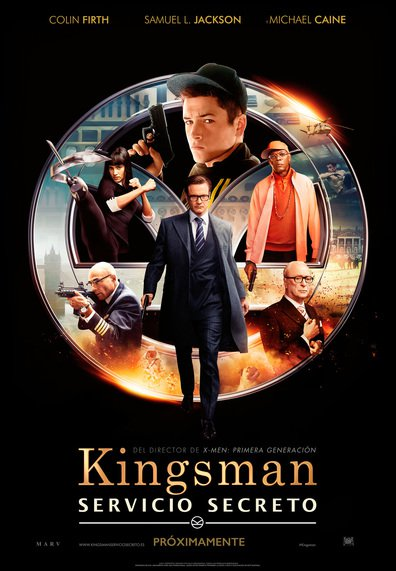Ver Kingsman: Servicio Secreto (2014) (HD Rip 320p) (Español) [flash] online (descargar) gratis.