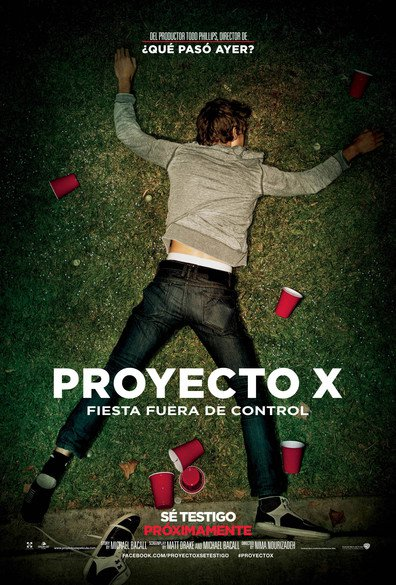 Ver Proyecto X (Project X) (2012) (DVD) (Latino) [flash] online (descargar) gratis.