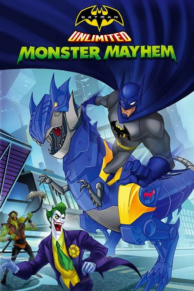 Ver Batman Unlimited: Monster Mayhem (2015) (BluRay) (Latino) [flash] online (descargar) gratis.