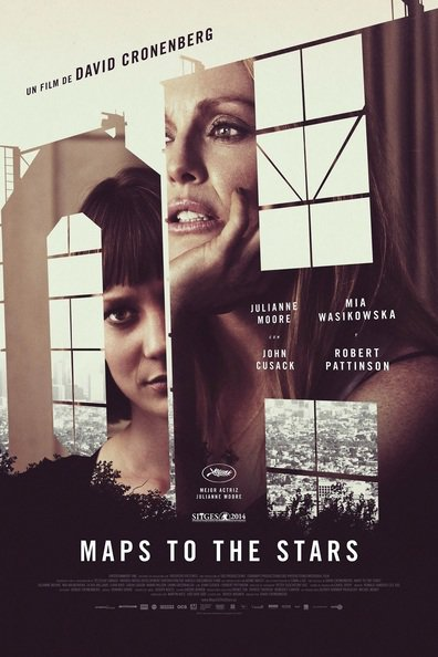 Ver Maps to the Stars (Polvo de Estrellas) (2014) (HD Real 720) (Español) [flash] online (descargar) gratis.