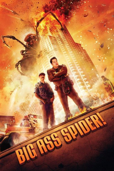 Ver Big Ass Spider! (2013) (HD Rip 320p) (Español) [flash] online (descargar) gratis.