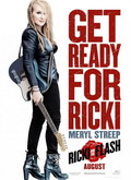 Ver Ricki and the Flash (2015) (DVDRip) [torrent] online (descargar) gratis.