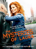 Ver The Mysteries of Laura - 2x03  (HDTV) [torrent] online (descargar) gratis.