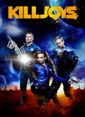 Ver Killjoys - 1x01  (HDTV) [torrent] online (descargar) gratis.