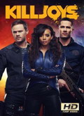 Ver Killjoys - 1x02  (HDTV-720p) [torrent] online (descargar) gratis.