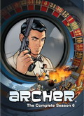 Ver Archer - 6x01  (HDTV) [torrent] online (descargar) gratis.