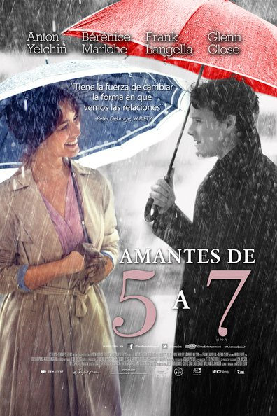 Ver 5 to 7 (2014) (HD Rip 320p) (Subtitulado) [flash] online (descargar) gratis.