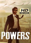 Ver Powers - 1x01  (HDTV-720p) [torrent] online (descargar) gratis.