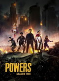 Ver Powers - 2x05  (HDTV) [torrent] online (descargar) gratis.