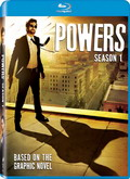 Ver Powers - 2x08  (HDTV-720p) [torrent] online (descargar) gratis.