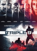 Ver Triple 9 (2016) (DVDRip) [torrent] online (descargar) gratis.