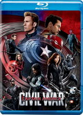 Ver Capitán América: Civil War (HEVC X265) (2016) (BluRay-1080p) [torrent] online (descargar) gratis.