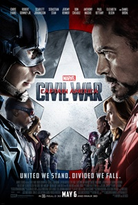 Ver Capitán América: Civil War / Capitán América: Guerra civil / Captain America 3 (2016) (HD) [flash] online (descargar) gratis.