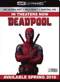 Ver Deadpool (4K X265) (2016) (BDremux-1080p) [torrent] online (descargar) gratis.