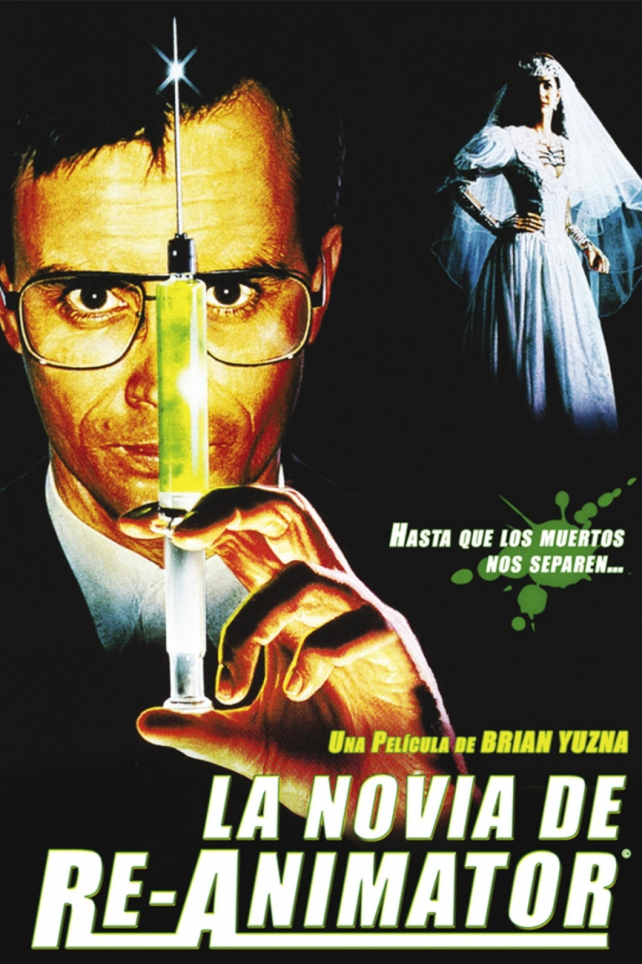 Ver La novia de Re-Animator (1990) (SD) [flash] online (descargar) gratis.