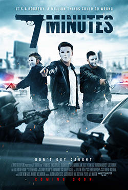Ver 7 Minutes / Atraco en 7 minutos (2014) (HD) [flash] online (descargar) gratis.