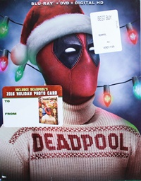 Ver Deadpool / Deadpool Holiday Edition (2016) (HD) [flash] online (descargar) gratis.