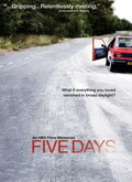 Ver Five Days - 1x05  (HDTV) [torrent] online (descargar) gratis.