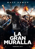 Ver La gran muralla (2016) (HDTV-Screener) [torrent] online (descargar) gratis.
