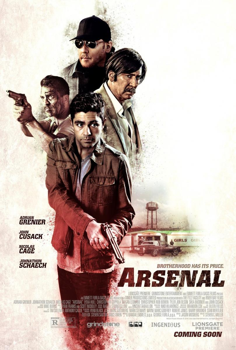 Ver Arsenal (2017) (HD) (Substitulado) [flash] online (descargar) gratis.