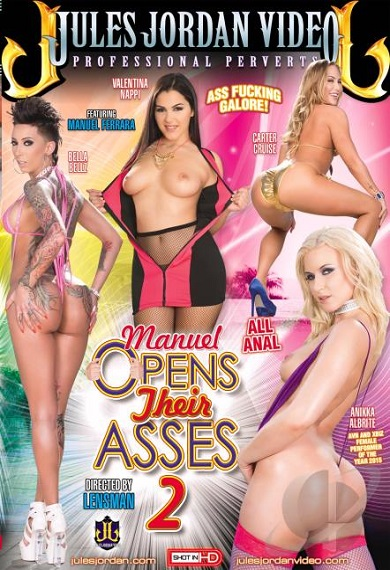 Ver Manuel Opens Their Asses 2 (DvDrip) (Inglés) [torrent] online (descargar) gratis.