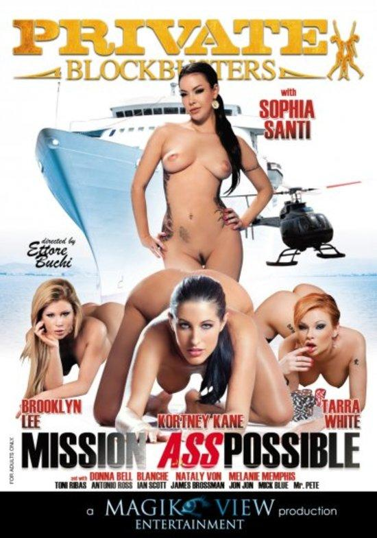Ver Blockbusters 7 Mission Asspossible (DvDrip) (Español) [torrent] online (descargar) gratis.