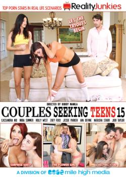 Ver Couples Seeking Teens 15 (DvDrip) (Inglés) [torrent] online (descargar) gratis.