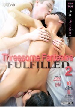 Ver Threesome Fantasies Fulfilled 2 (DvDrip) (Inglés) [torrent] online (descargar) gratis.