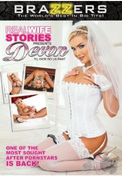 Ver Real Wife Stories Devon - Til Dick Do Us Part (DvDrip) (Inglés) [torrent] online (descargar) gratis.