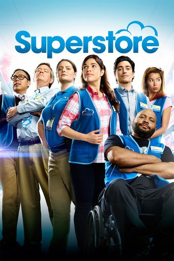 Ver Superstore - 1x01 (2015) (HD) (Subtitulado) [flash] online (descargar) gratis.