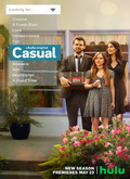 Ver Casual - 3x01  02  03. (HDTV) [torrent] online (descargar) gratis.