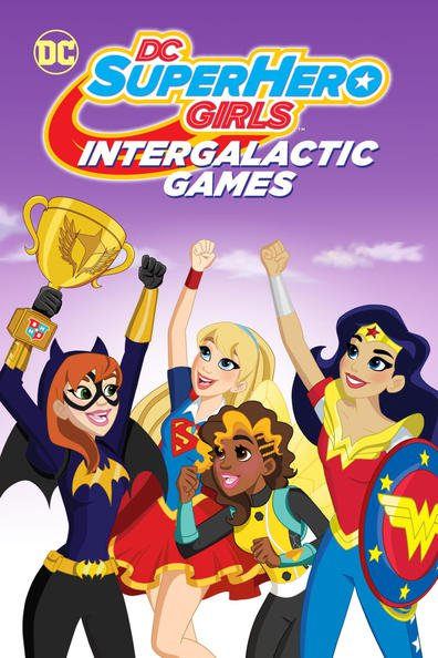 Ver DC Super Hero Girls: Juegos intergalácticos (2017) (HD Real 720p) (Español) [flash] online (descargar) gratis.