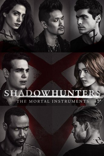 Ver Cazadores de sombras (Shadowhunters) - 2x02 (2016) (HD) (Latino) [flash] online (descargar) gratis.