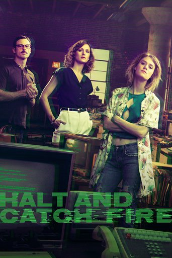 Ver Halt and Catch Fire - 1x10 (2014) (HD) (Inglés) [flash] online (descargar) gratis.