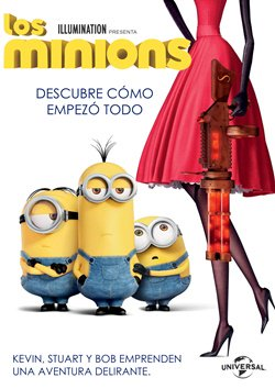 Ver Los Minions (2015) (HD) (Latino) [flash] online (descargar) gratis.