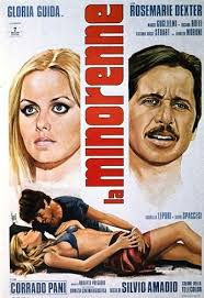 Ver La minorenne (1974) [Ita] (HD) (Italiano) [flash] online (descargar) gratis.
