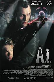 Ver A.I Inteligencia Artificial (2001) [Latino] (HD) (Opcion 1) [flash] online (descargar) gratis.