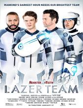Ver Lazer Team (2015) [vose] (HD) (Opcion 1) [flash] online (descargar) gratis.